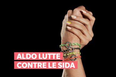 aldo lutte contre le sida