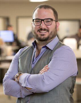 corporate team michael scalzo