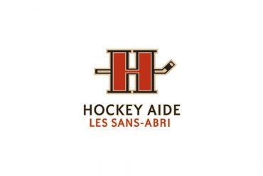 hockey aide les sans abris