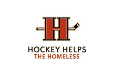 hockey helps the homeless