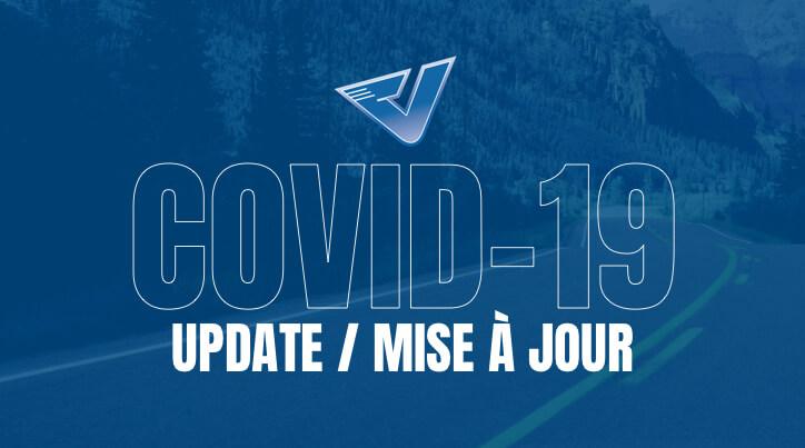 COVID-19 Mise à jour