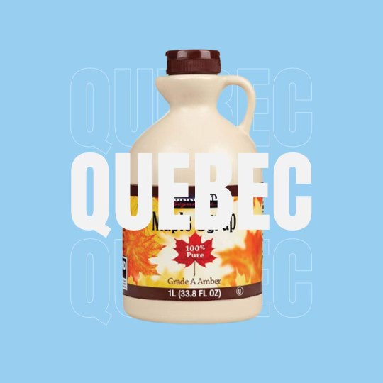 Quebec's Sweet Elixir